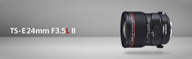 CANON TS-E24mm F3.5LⅡ